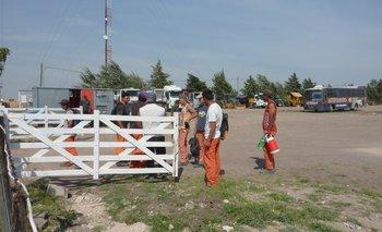 Saavedra: allanaron el obrador de una empresa que realiza tareas en la ruta 33