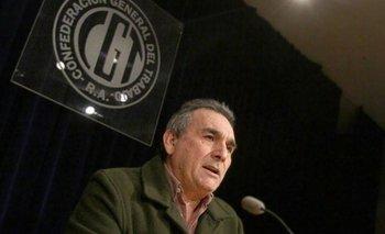 """""""El 15 % de las paritarias es una fantasía, no lo va aceptar nadie"""", afirma uno de los líderes de la CGT"""