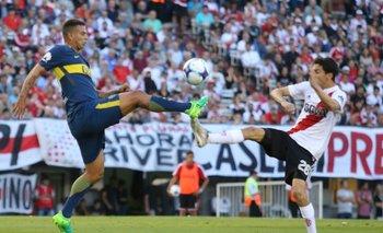 Boca y River juegan el primer superclásico del año
