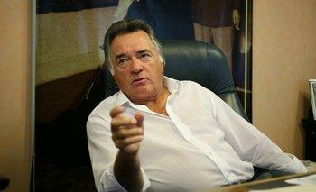 """Barrionuevo afirmó que el Gobierno """"traicionó"""" a la CGT"""