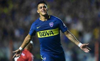 Superliga: Boca venció 2-0 a Colón y estiró su ventaja en la punta