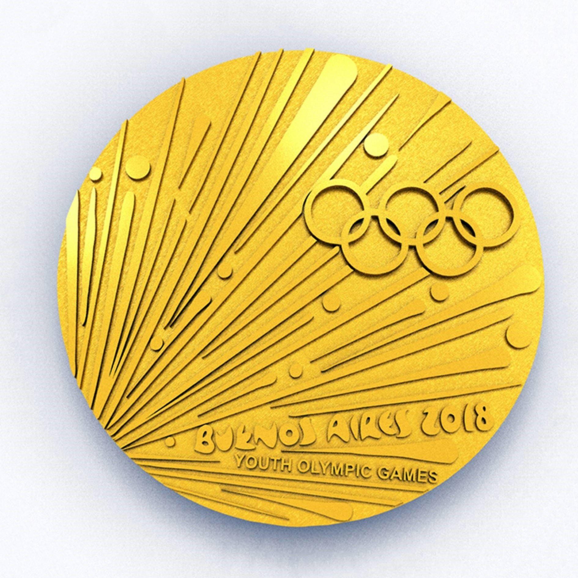 Se conoce el ganador del concurso para diseñar las medallas