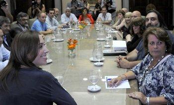 Paritaria docente: Vidal convocó a los gremios para iniciar las negociaciones salariales