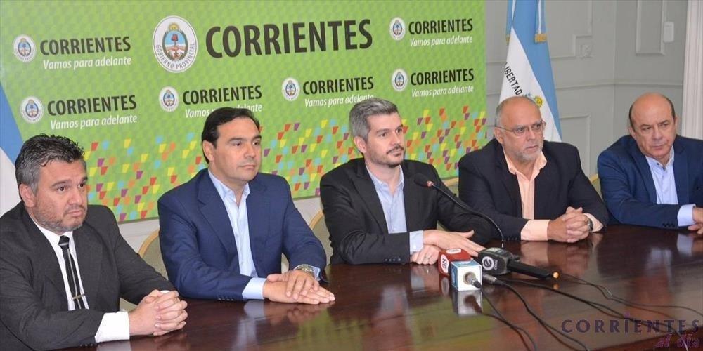 Peña apoyó el accionar de las fuerzas de seguridad — Cambio de época