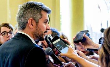 """Peña apoyó a Triaca tras la polémica con la exempleada: """"No cometió ningún hecho de corrupción"""""""