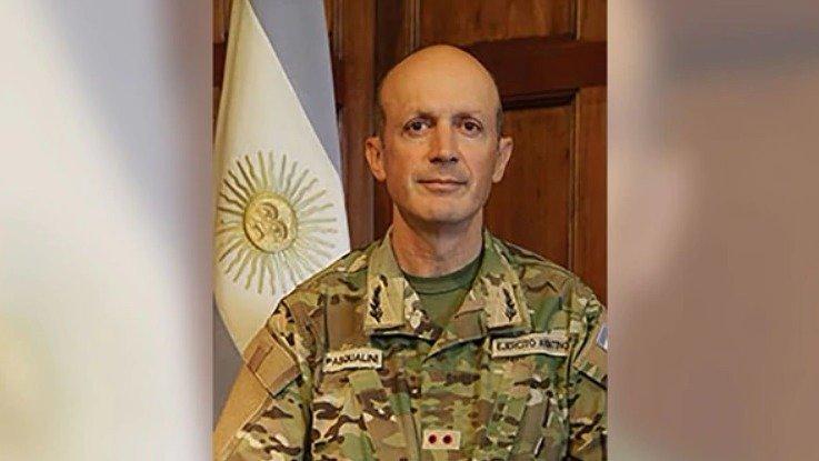 Resultado de imagen para general Claudio Ernesto Pasqualini