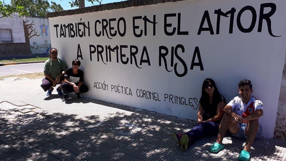 Poesía Al Paso Buscá A Tu Autor Favorito En Las Calles