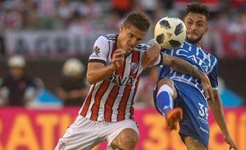 Superliga: River reaccionó a tiempo y salvó un punto ante Godoy Cruz en el Monumental