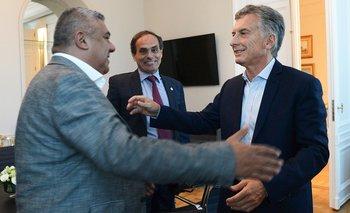 Le piden a la AFA que suspenda los partidos si los hinchas insultan a Macri