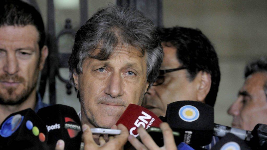 """AFA giró dinero a los clubes, aunque Marchi avisó que """"es insuficiente"""""""