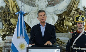 Macri inaugura un nuevo período de sesiones ordinarias en el Congreso