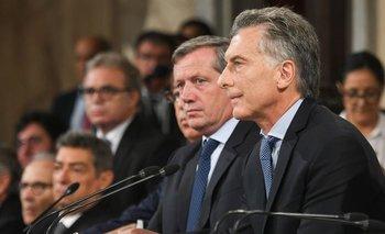 """""""Vinimos a reducir la pobreza y a asegurarnos que ningún argentino pase hambre"""""""