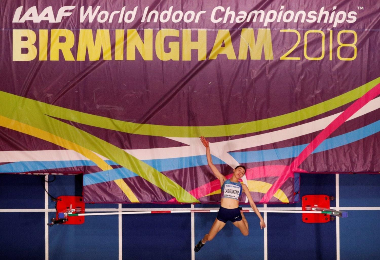 Dibaba, Lasitskeney Lysenko ganaron oros en Birmingham