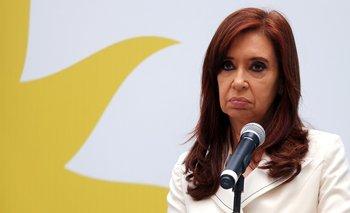 Elevan a juicio oral una causa contra Cristina Kirchner por fraude en la obra pública