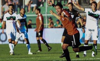 Superliga: Independiente se recuperó en San Juan goleando