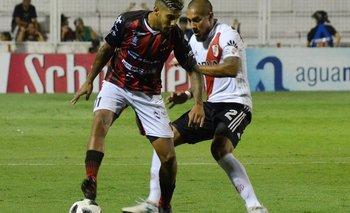 Con un gol en el último minuto, River le ganó 1-0 a Patronato en Paraná