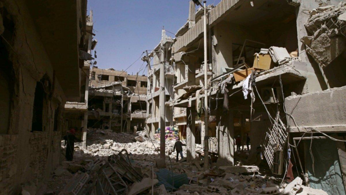 Presidente sirio está cerca de retomar Ghouta oriental