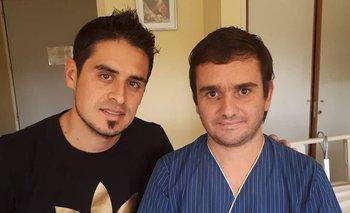 Coronel Suárez: el trasplante de riñón entre Jonatan y Nicolás fue un éxito