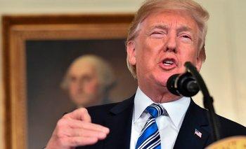 """Trump dijo que el muro con México se construirá """"de inmediato"""""""