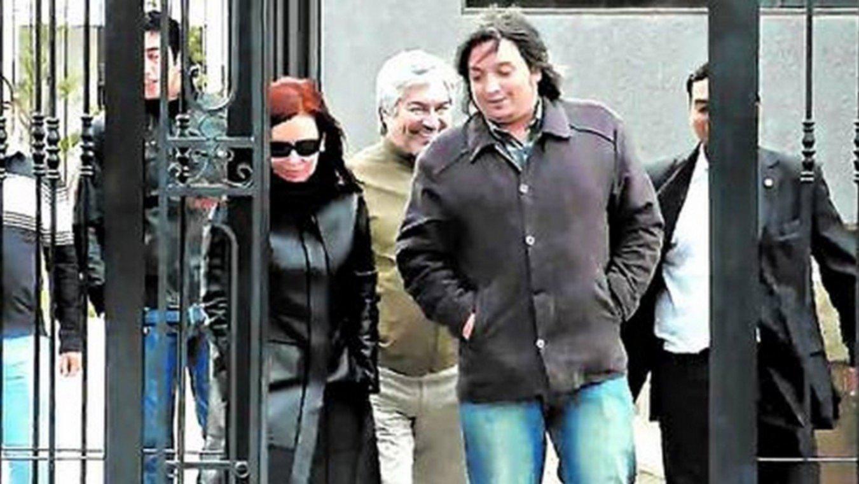La ex presidenta confesó que no se llevaba bien con Báez