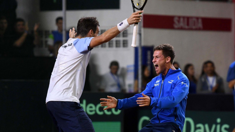 El sorteo de la Copa Davis: cuándo y contra qué rivales puede jugar Argentina