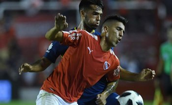 Boca perdió 1-0 con Independiente