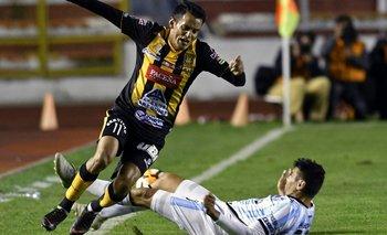 Copa Libertadores: Atlético Tucumán ganó un partido clave en la altura de La Paz
