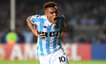 Copa Libertadores: Racing no precisó de los penales para golear a Vasco da Gama en el Cilindro