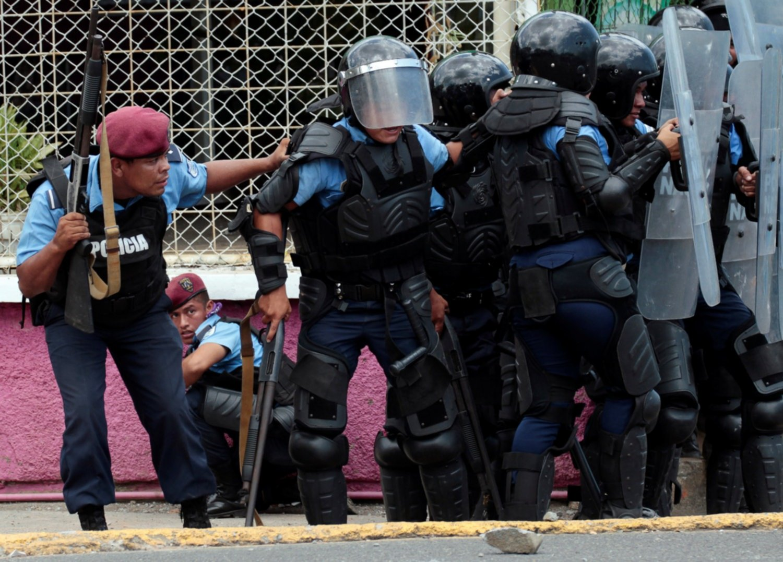 Ortega revoca reforma que desencadenó violentas protestas — Nicaragua