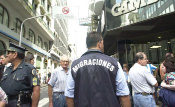 La Justicia avala la expulsión de extranjeros por la ley de migraciones