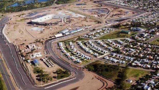 Circuito La Pedrera : El tc inaugura autódromo en san luis