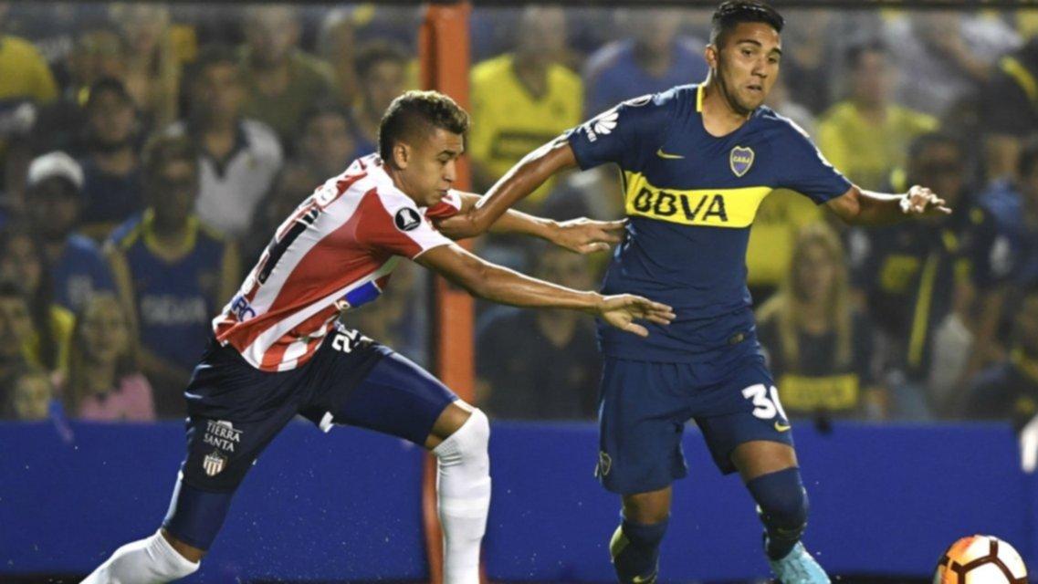 Hora, TV y formaciones: Boca llega a Colombia para enfrentarse a Junior