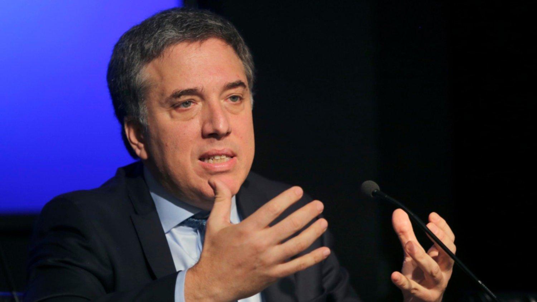 """Dujovne confirmó las conversaciones con el FMI: """"Apoyan el gradualismo"""""""