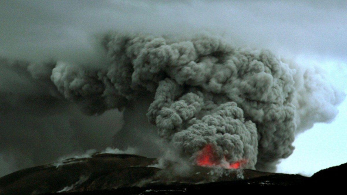 Por un volcán, declaran la alerta preventiva en el sur de Neuquén