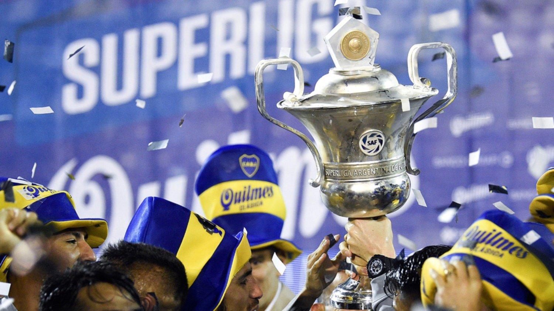 Terminó la Superliga: la tabla, los clasificados a las Copas y los descendidos
