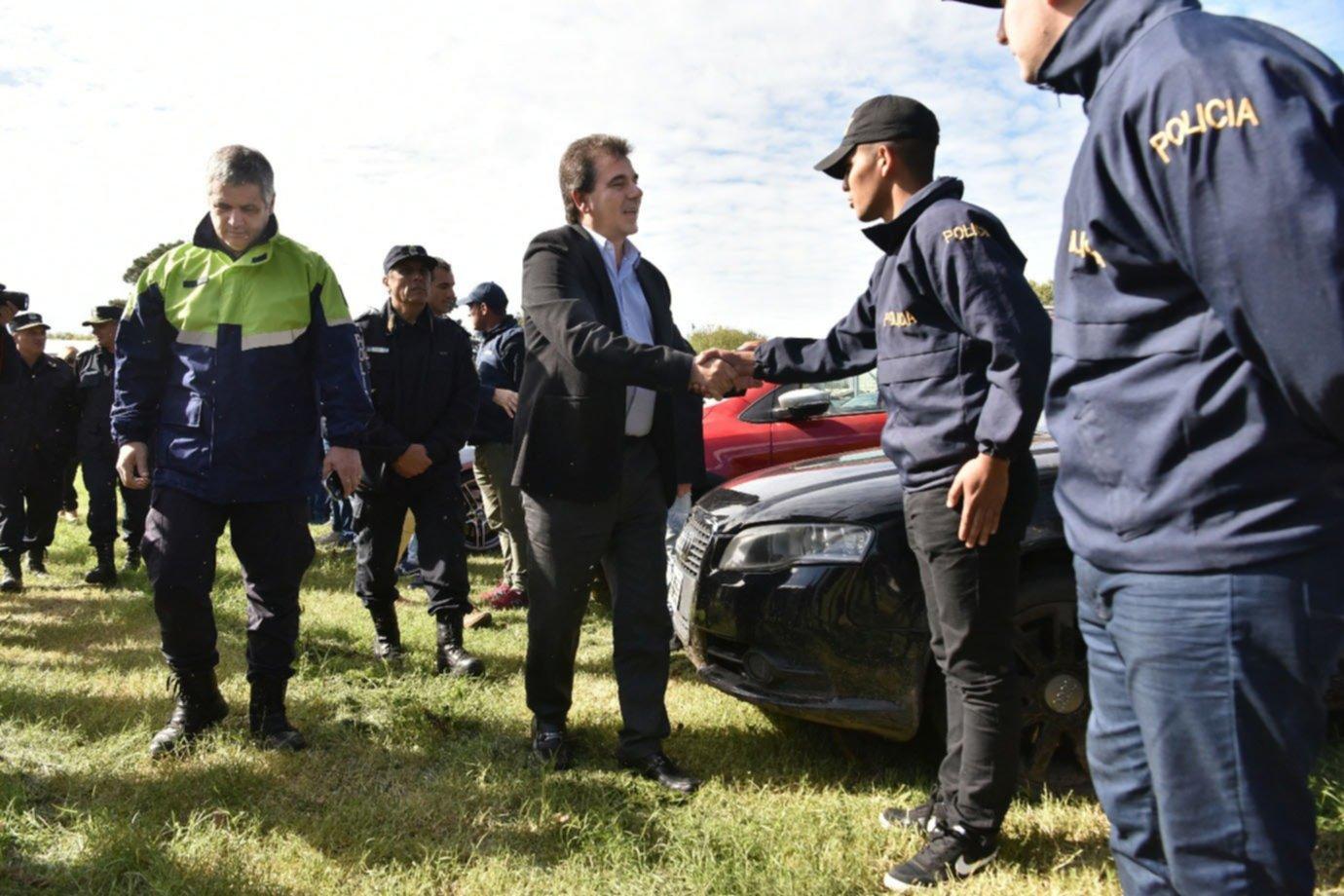 Cien autos, estafa y Mundial: cayeron los