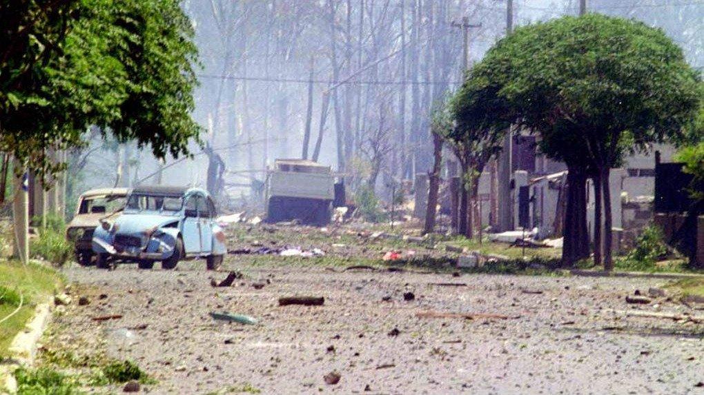 Confirman procesamiento de Menem por explosión en Río Tercero
