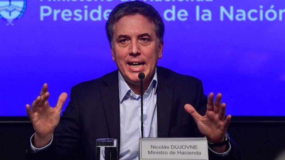 Cambios en el gabinete: Dujovne será el nuevo coordinador del área económica
