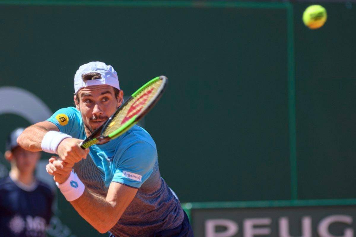 Del Potro debuta en Roland Garros: horario y TV