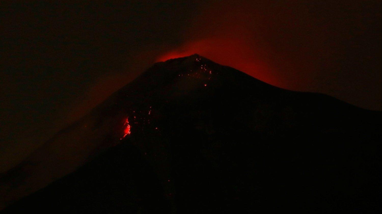 Erupción del volcán en Guatemala: ya son 99 los muertos