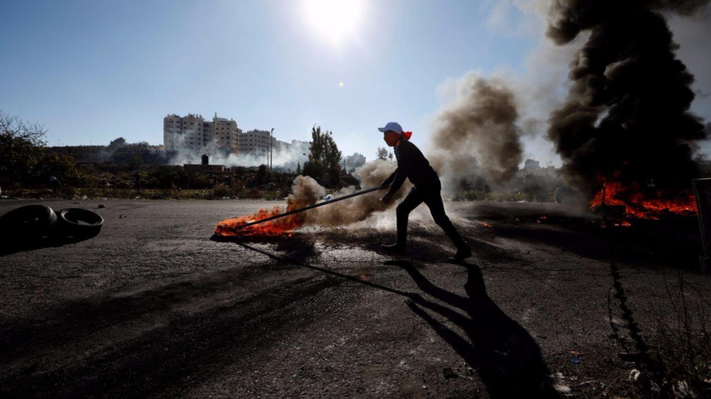 Se manifiestan en Yakarta contra decisión de Trump sobre Jerusalén