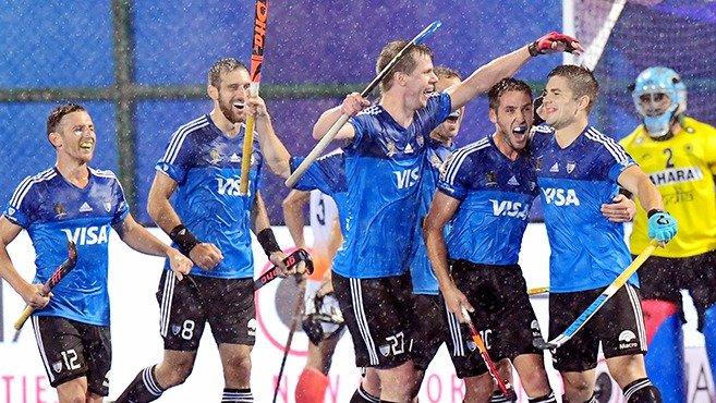 Hockey: Los Leones ganaron y avanzaron a la final de la Liga Mundial