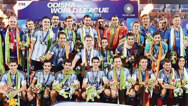 Hockey: Argentina perdió con Australia y fue subcampeón en la Liga Mundial
