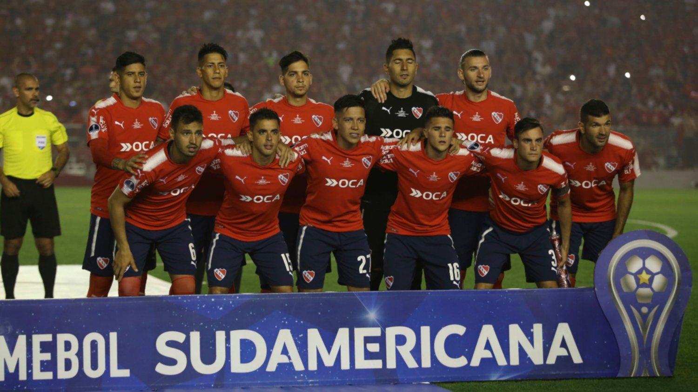 Independiente va por la Sudamericana ante Flamengo: hora, TV y formaciones