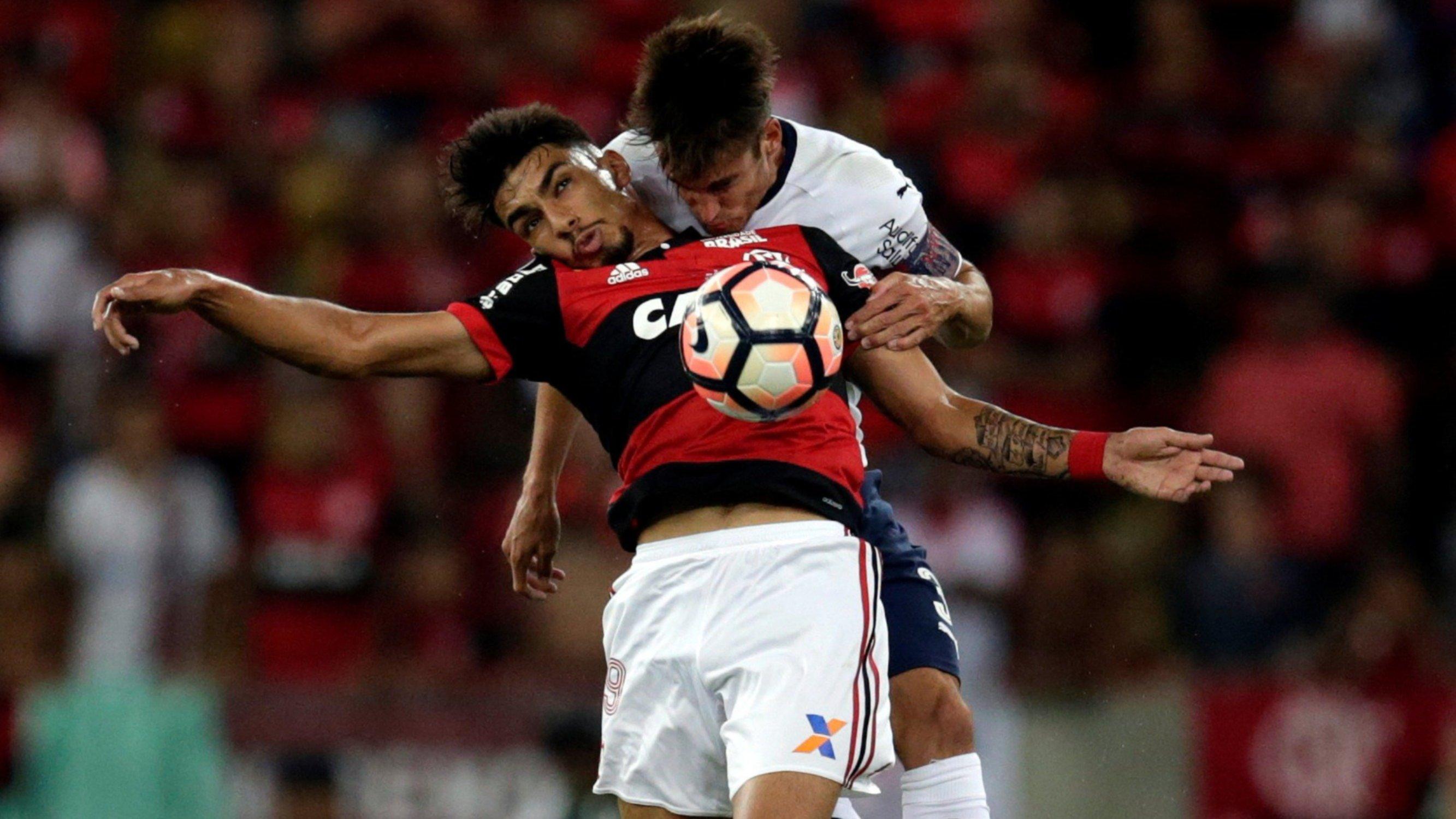 Independiente empató ante Flamengo 1 a 1 y se coronó campeón