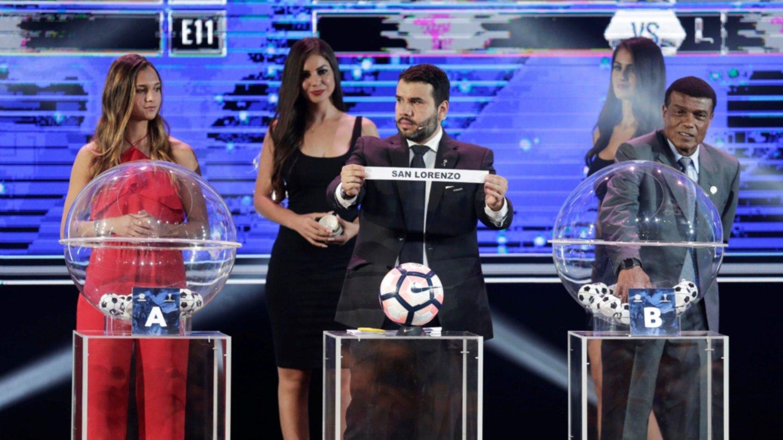 Copa Sudamericana: se sorteó el fixture y habrá 3 duelos entre equipos argentinos y brasileños