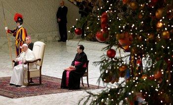 La Televisión Pública emitirá la misa de Nochebuena presidida por el papa Francisco