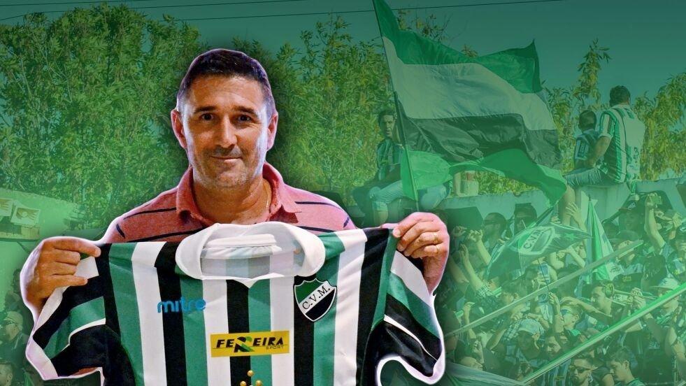 """""""Es un desafío y una responsabilidad muy grande"""", dijo Cristian Domizzi, flamante DT de Villa Mitre"""