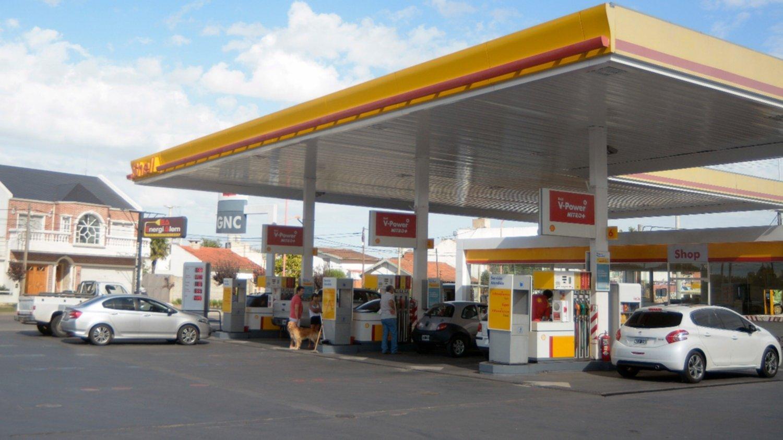 Shell se sumó a la baja de precios de los combustibles; fue de menos de 1%