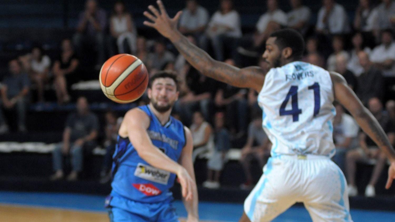 Liga Nacional: Bahía Basket perdió ante La Unión de Formosa en el Casanova